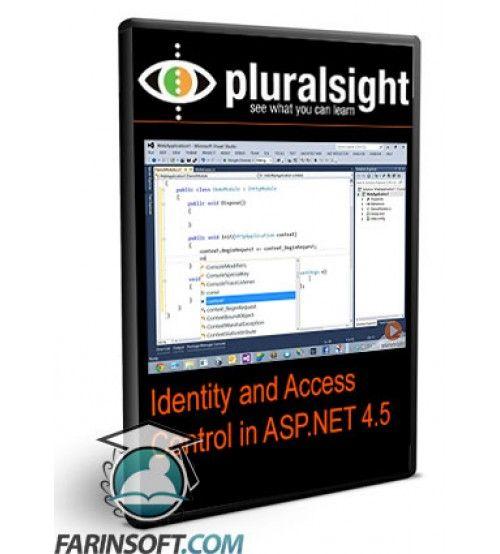 آموزش PluralSight PluralSight Identity and Access Control in ASP.NET 4.5