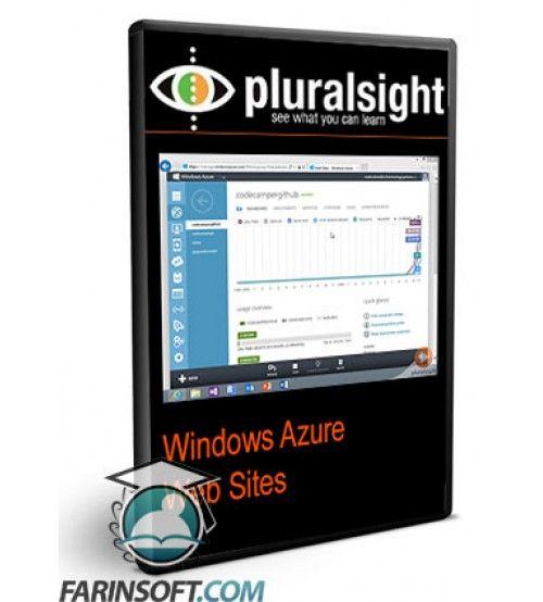 آموزش PluralSight Windows Azure Web Sites