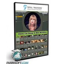 آموزش TotalTraining Total Training Adobe CS6 Design & Web Workflow