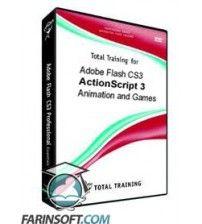 آموزش TotalTraining Total Training Adobe Flash CS3 ActionScript 3 Animation and Games