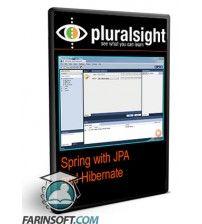 آموزش PluralSight Spring with JPA and Hibernate