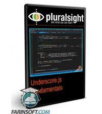 آموزش PluralSight Underscore.js Fundamentals