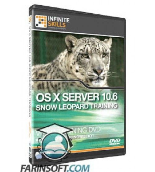 آموزش Apple OS X 10.6 Snow Leopard Server Tutorial