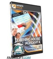 آموزش InfiniteSkills Learning Adobe Acrobat X Training Video