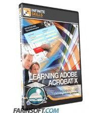 آموزش Learning Adobe Acrobat X Training Video