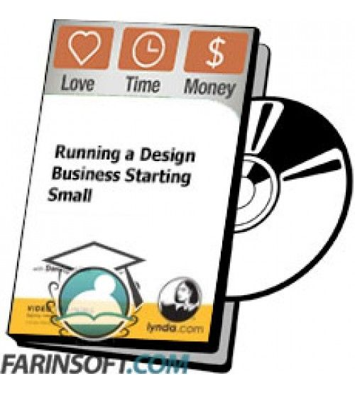 آموزش Lynda Running a Design Business Starting Small