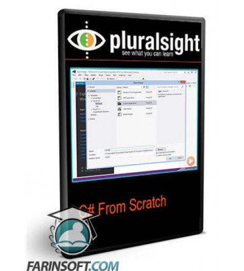 آموزش PluralSight C# From Scratch  Part 1-2