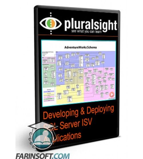 آموزش PluralSight Developing and Deploying SQL Server ISV Applications