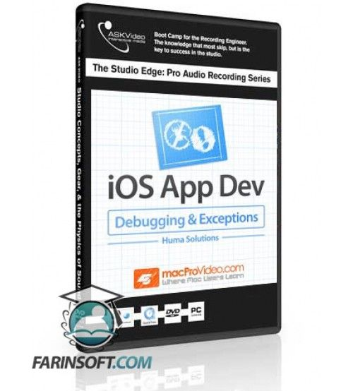 آموزش AskVideo iOS App Dev  Debugging and Exceptions