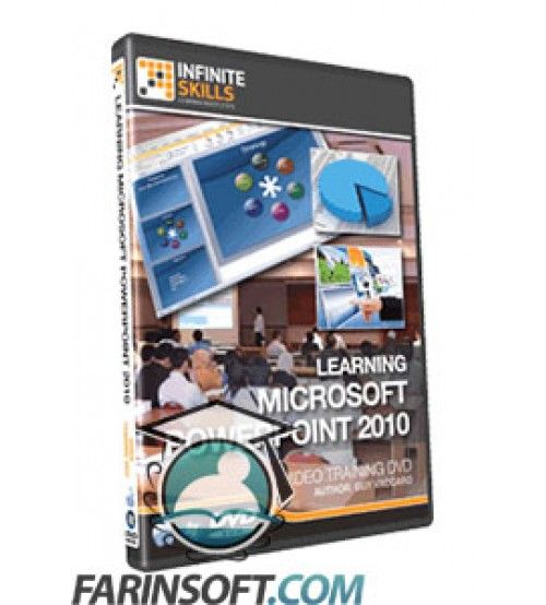 آموزش InfiniteSkills Learning Microsoft PowerPoint 2010