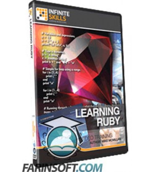 آموزش InfiniteSkills Learning Ruby Programming