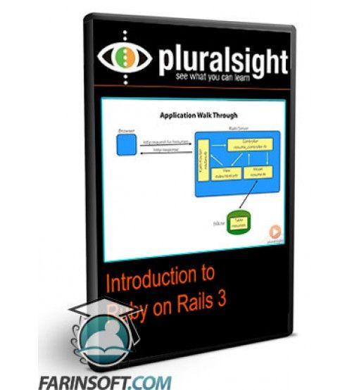 آموزش PluralSight Introduction to Ruby on Rails 3