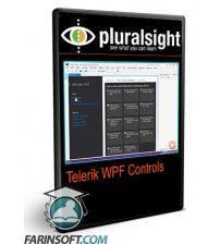 آموزش PluralSight Telerik WPF Controls