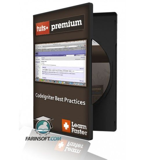 آموزش Tuts+ CodeIgniter Best Practices
