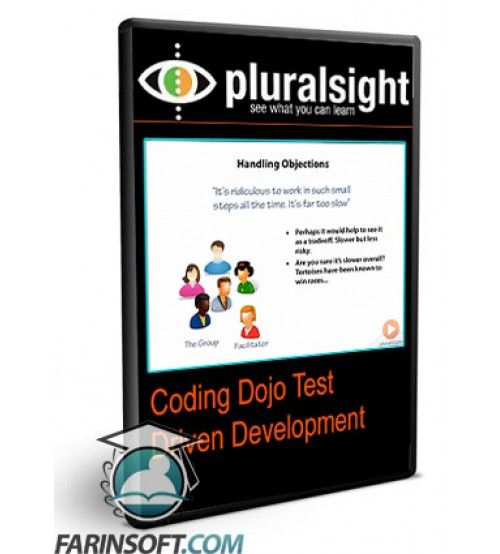 آموزش PluralSight Coding Dojo Test Driven Development