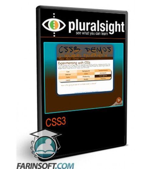 آموزش PluralSight CSS3