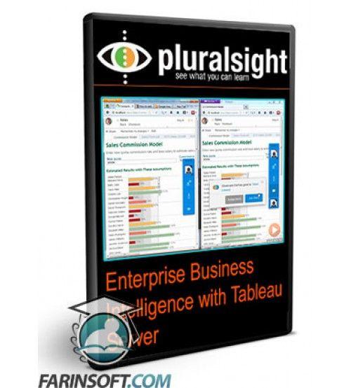 آموزش PluralSight Enterprise Business Intelligence with Tableau Server