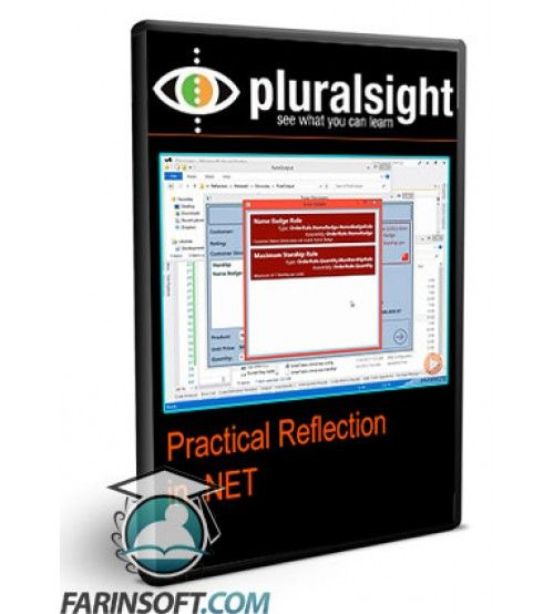 آموزش PluralSight Practical Reflection in .NET