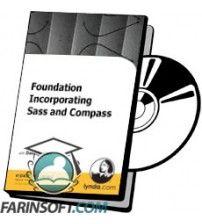 آموزش Lynda Foundation Incorporating Sass and Compass