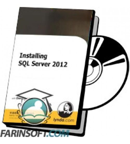 آموزش Lynda Installing SQL Server 2012