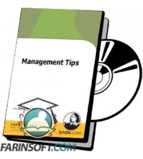 آموزش Lynda Management Tips