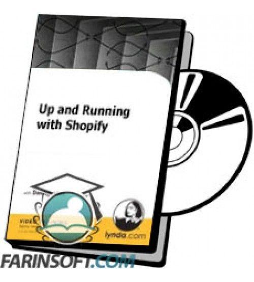 آموزش Lynda Up and Running with Shopify