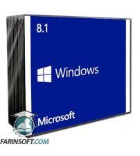 سیستم عامل Windows 8.1 64Bit
