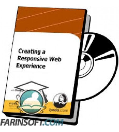 آموزش Lynda Creating a Responsive Web Experience