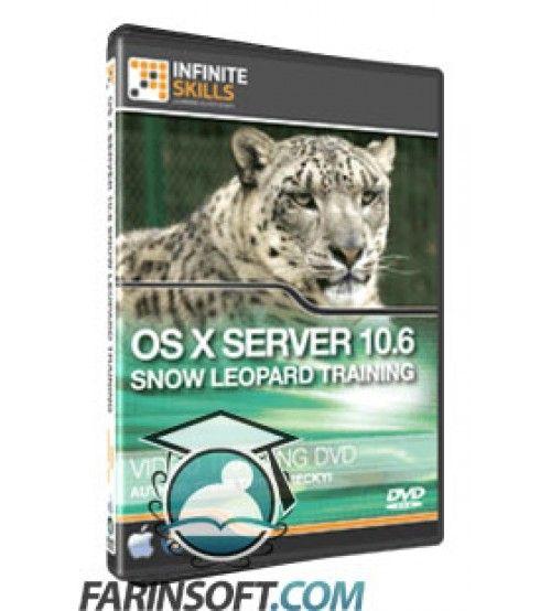 آموزش InfiniteSkills Apple OS X 10.6 Server