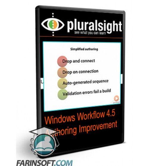آموزش PluralSight Windows Workflow 4.5 Authoring Improvement