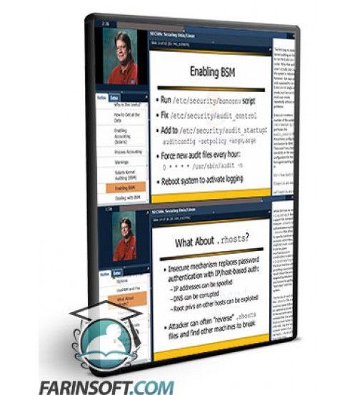 آموزش Securing Linux Unix