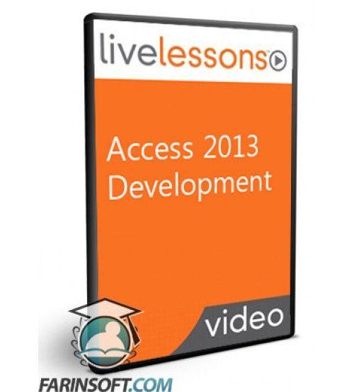 آموزش Live Lessons Access 2013 Development