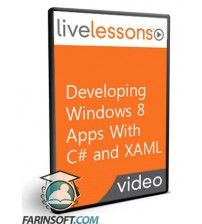 آموزش Live Lessons Developing Windows 8 Apps With C# and XAML