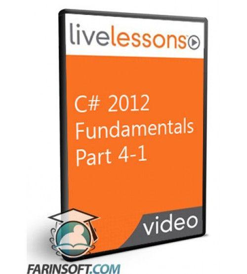 آموزش LiveLessons C# 2012 Fundamentals Part 1-4