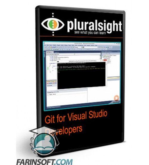 آموزش PluralSight Git for Visual Studio Developers