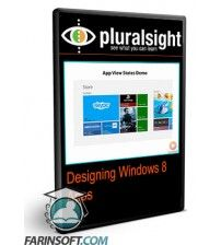 آموزش PluralSight Designing Windows 8 Apps