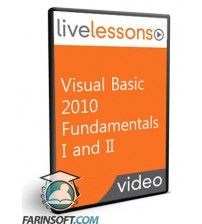 آموزش Live Lessons Visual Basic 2010 Fundamentals I and II