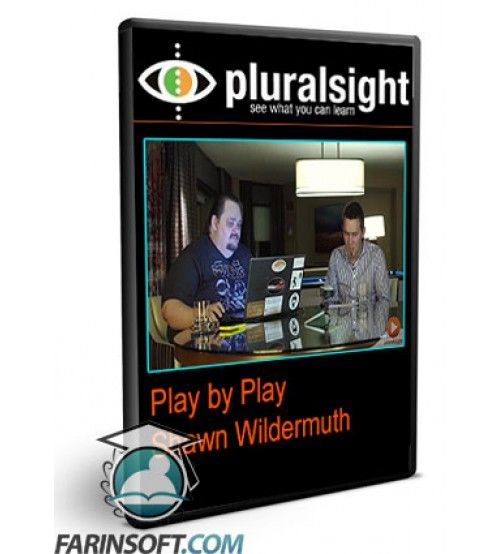 آموزش PluralSight Play by Play Shawn Wildermuth