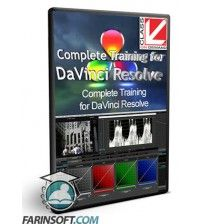 آموزش  Complete Training for DaVinci Resolve