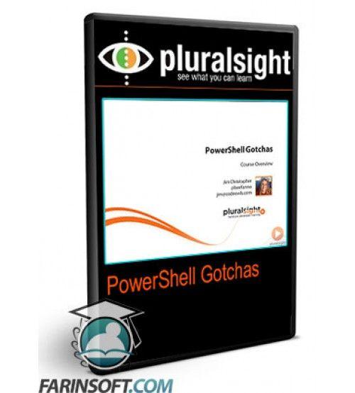 آموزش PluralSight PowerShell Gotchas