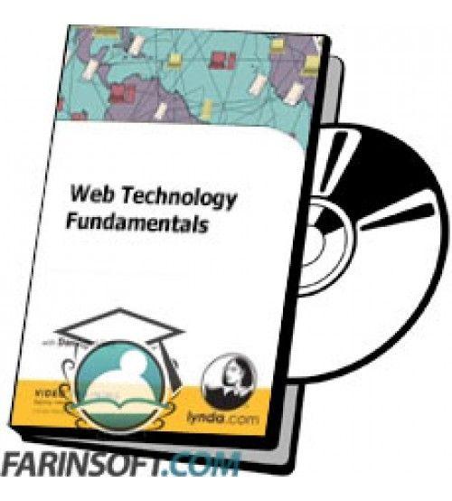 آموزش Lynda Web Technology Fundamentals