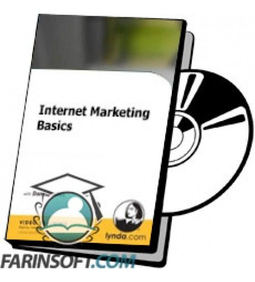 آموزش Lynda Internet Marketing Basics