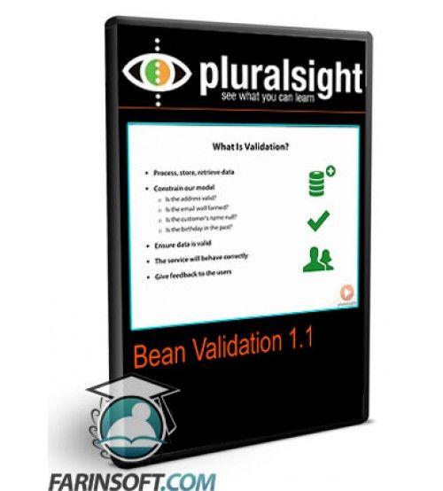 آموزش PluralSight Bean Validation 1.1