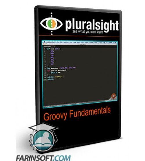 آموزش PluralSight Groovy Fundamentals
