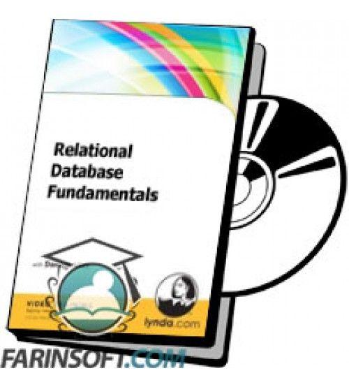 آموزش Lynda Relational Database Fundamentals