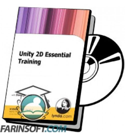 آموزش Lynda Unity 2D Essential Training