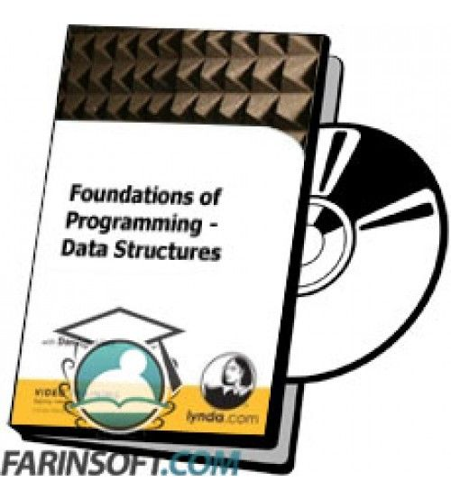 آموزش Lynda Foundations of Programming - Data Structures