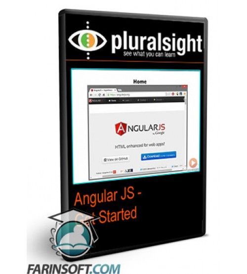 آموزش PluralSight Angular JS - Get Started