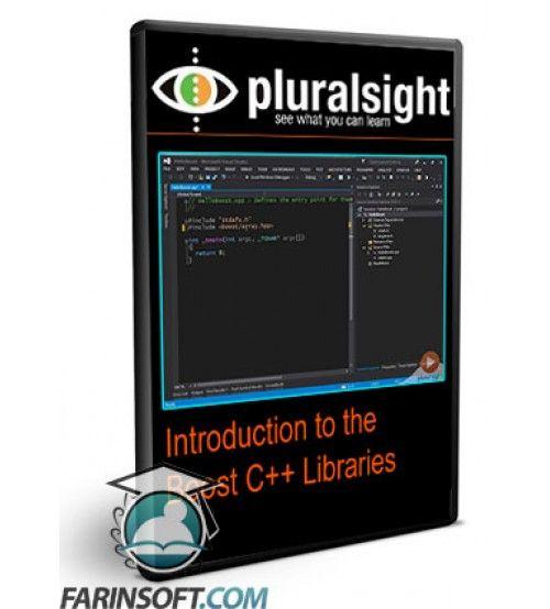 آموزش PluralSight Introduction to the Boost C++ Libraries