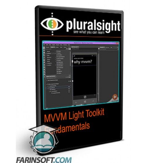 آموزش PluralSight MVVM Light Toolkit Fundamentals